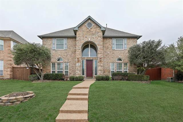 7101 Dobbins Drive, Plano, TX 75025 (MLS #14504638) :: The Mauelshagen Group