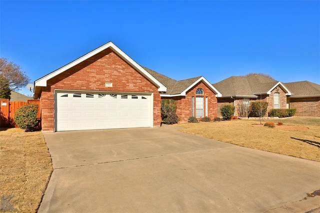 2158 Independence Boulevard, Abilene, TX 79601 (MLS #14504650) :: Frankie Arthur Real Estate