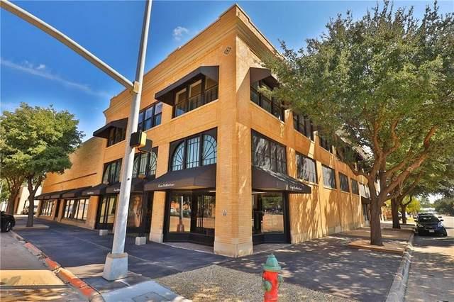 201 Walnut Street, Abilene, TX 79601 (MLS #14504665) :: All Cities USA Realty