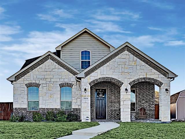 7514 Harbor Drive, Rowlett, TX 75088 (MLS #14504666) :: The Mauelshagen Group
