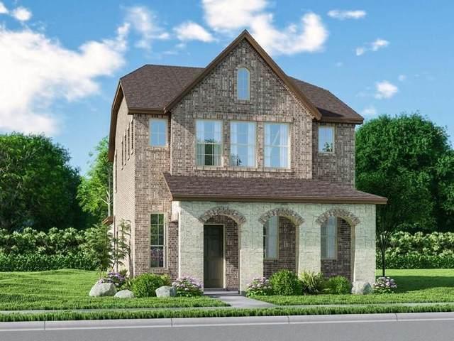 8005 Chapman Circle, Rowlett, TX 75089 (MLS #14504667) :: The Mauelshagen Group