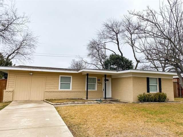 2305 Costa Mesa Drive, Dallas, TX 75228 (MLS #14504699) :: The Mitchell Group