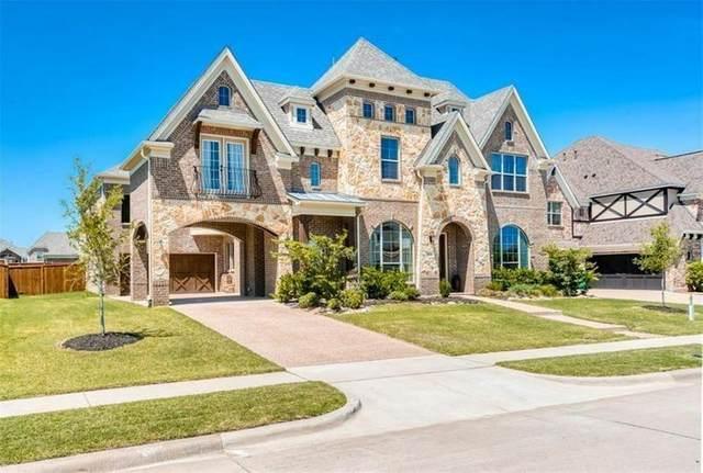 8604 Tuscan Oaks Drive, Mckinney, TX 75071 (MLS #14504739) :: Hargrove Realty Group