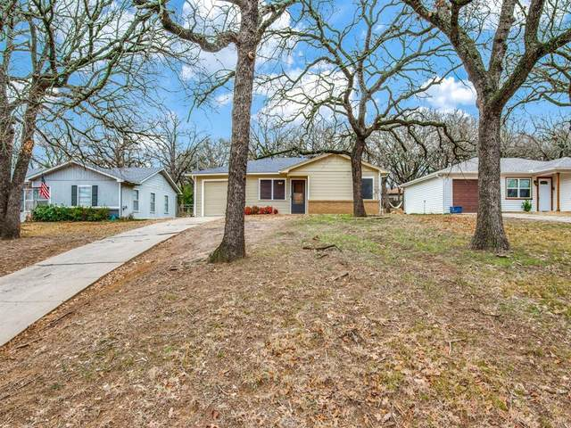 1112 Stuart Road, Denton, TX 76209 (MLS #14504743) :: All Cities USA Realty