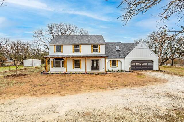 4745 County Road 305, Grandview, TX 76050 (MLS #14504747) :: Hargrove Realty Group