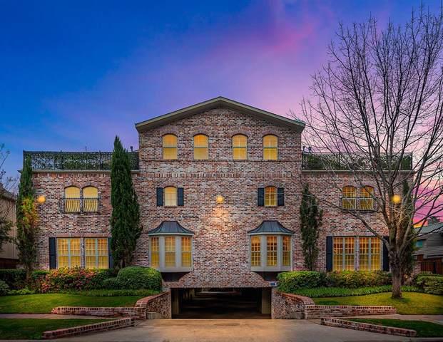 4110 Prescott Avenue D, Dallas, TX 75219 (MLS #14504756) :: Bray Real Estate Group