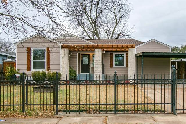 1407 S Waverly Drive, Dallas, TX 75208 (MLS #14504759) :: Results Property Group