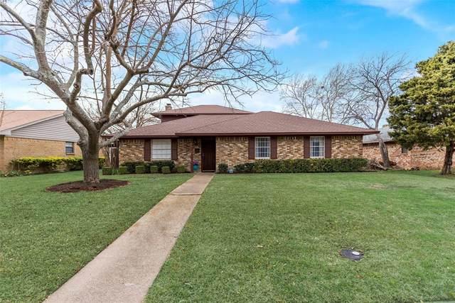 9149 Meadowcrest Street, Frisco, TX 75033 (MLS #14504775) :: The Property Guys