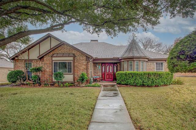 4709 Foxfire Way, Fort Worth, TX 76133 (MLS #14504789) :: The Mauelshagen Group