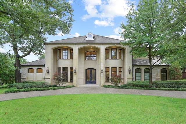 4418 Brookview Drive, Dallas, TX 75220 (MLS #14504799) :: Premier Properties Group of Keller Williams Realty