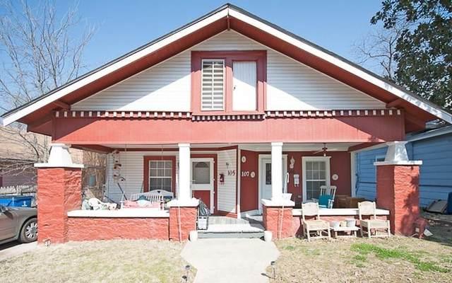 105 E Hull Street, Denison, TX 75021 (MLS #14504804) :: Frankie Arthur Real Estate