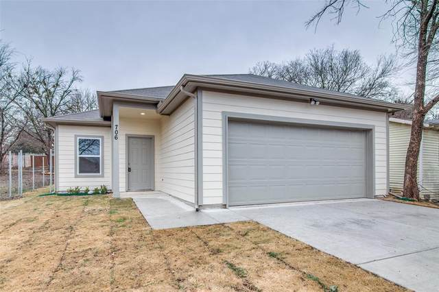 706 Sherman Street, Rockwall, TX 75087 (MLS #14504839) :: All Cities USA Realty
