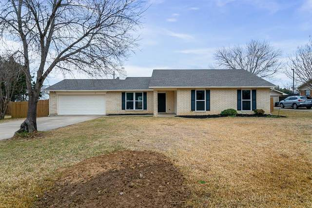 1707 Wildwood Street, Corinth, TX 76210 (MLS #14504843) :: The Good Home Team