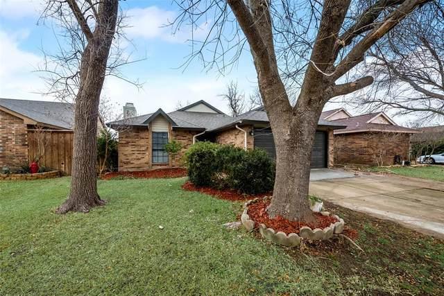 4124 Ballard Trail, The Colony, TX 75056 (MLS #14504849) :: Premier Properties Group of Keller Williams Realty