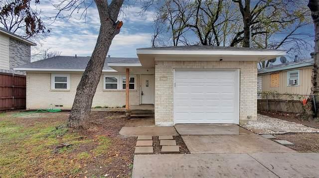 2334 Lucas Drive, Dallas, TX 75219 (MLS #14504866) :: Hargrove Realty Group