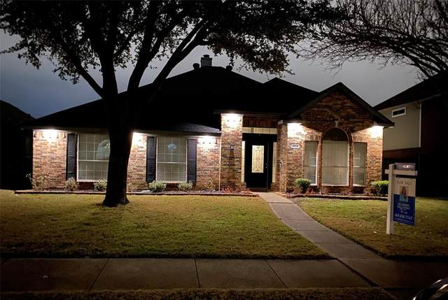 8208 Pacific Street, Frisco, TX 75035 (MLS #14504870) :: The Hornburg Real Estate Group