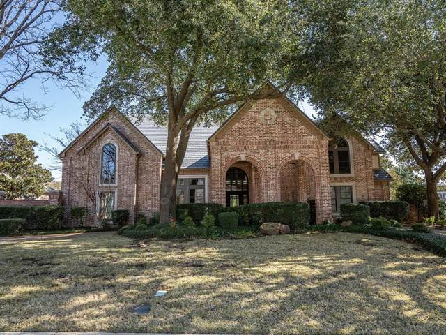 1104 Somerset Boulevard, Colleyville, TX 76034 (MLS #14504881) :: Robbins Real Estate Group