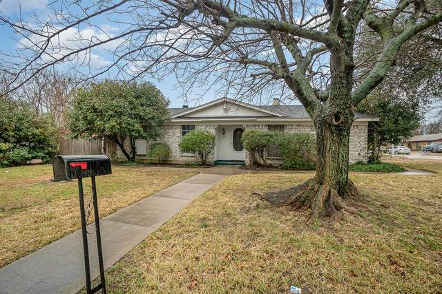 4400 Mink Drive, Haltom City, TX 76117 (MLS #14504883) :: Hargrove Realty Group