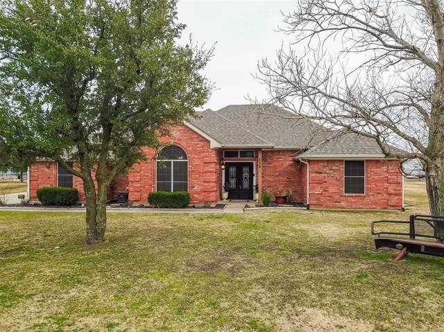 208 King George Way, Ponder, TX 76259 (MLS #14504896) :: The Hornburg Real Estate Group