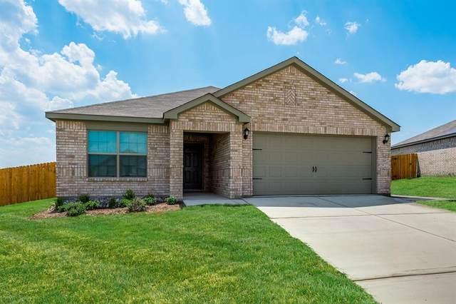 180 Cattlemans Creek Road, Newark, TX 76071 (MLS #14504898) :: The Heyl Group at Keller Williams