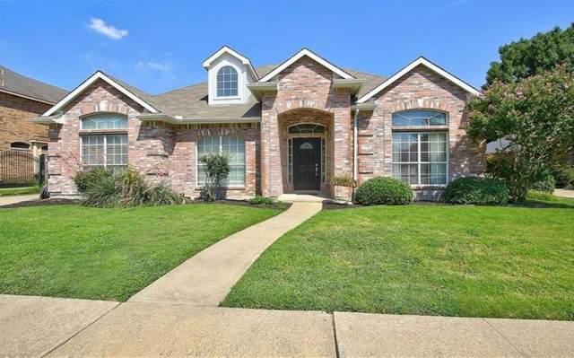 3200 Candide Lane, Mckinney, TX 75070 (MLS #14504899) :: RE/MAX Landmark
