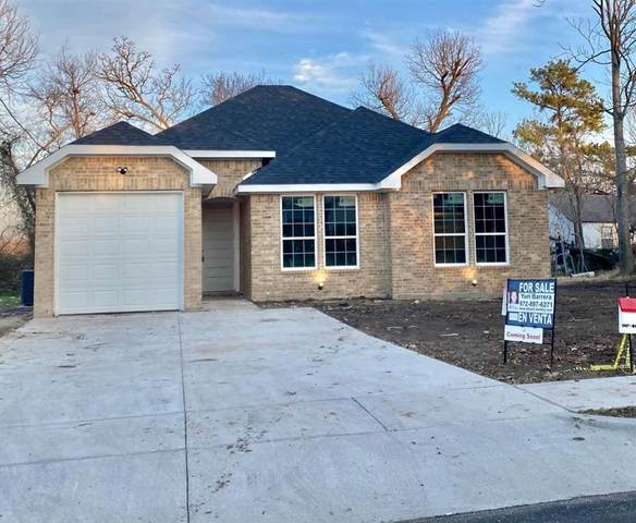1517 Wesley Street, Greenville, TX 75401 (MLS #14504948) :: All Cities USA Realty