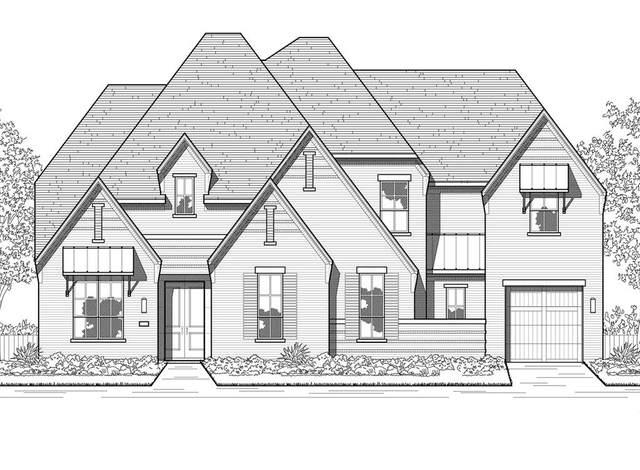 1517 Sampson Lane, Aubrey, TX 76227 (MLS #14504984) :: The Mauelshagen Group