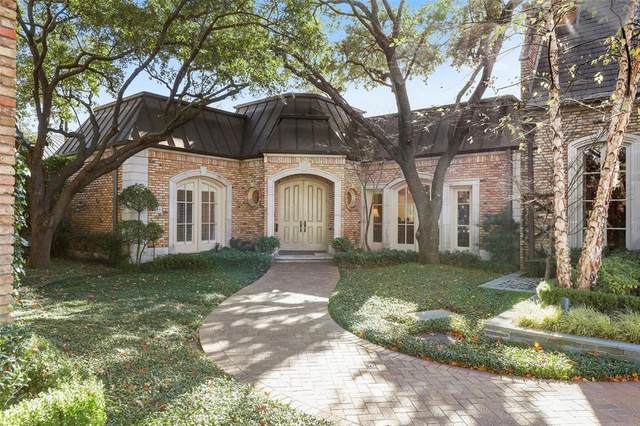 13 Lakeside Park, Dallas, TX 75225 (MLS #14504986) :: The Good Home Team