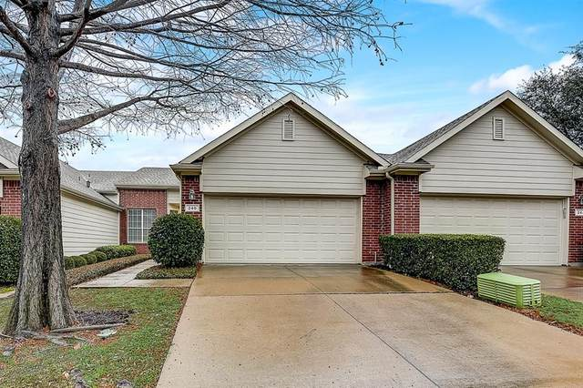 240 Bexar Drive, Lewisville, TX 75067 (MLS #14504992) :: The Mauelshagen Group
