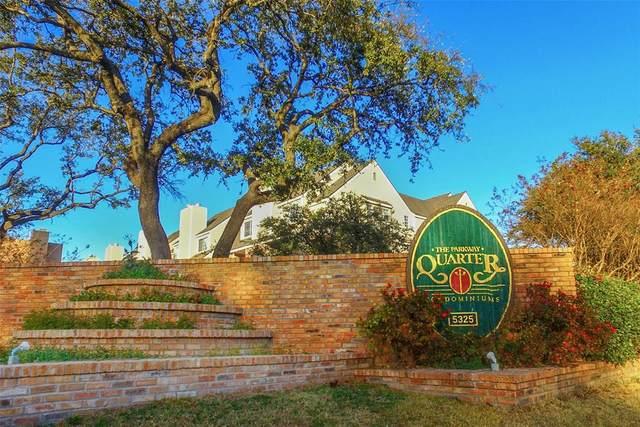 5325 Bent Tree Forest Drive #2205, Dallas, TX 75248 (MLS #14505000) :: The Mauelshagen Group