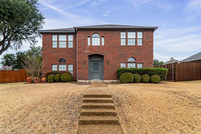 1230 Edgewood Lane, Allen, TX 75013 (MLS #14505004) :: The Mauelshagen Group