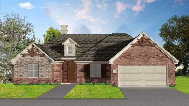 101 Rosemary Drive, Azle, TX 76020 (MLS #14505009) :: The Hornburg Real Estate Group