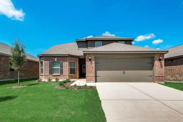 219 Elam Drive, Anna, TX 75409 (MLS #14505050) :: RE/MAX Landmark