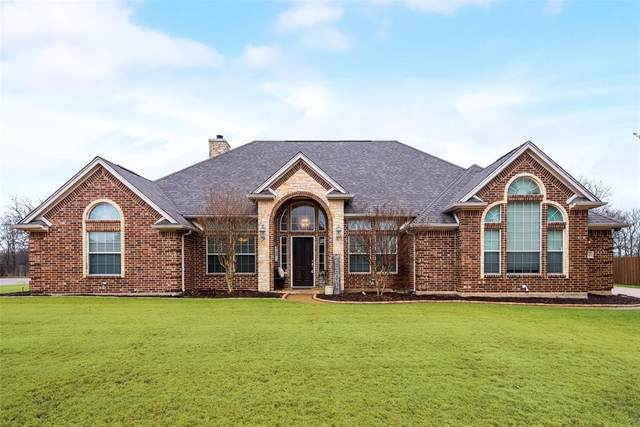 316 Country View Lane, Crandall, TX 75114 (MLS #14505066) :: The Good Home Team