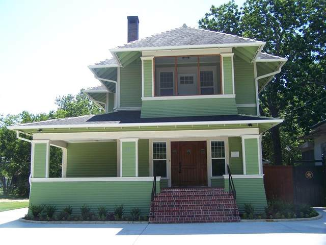 714 S Crockett Street, Sherman, TX 75090 (MLS #14505096) :: The Mitchell Group