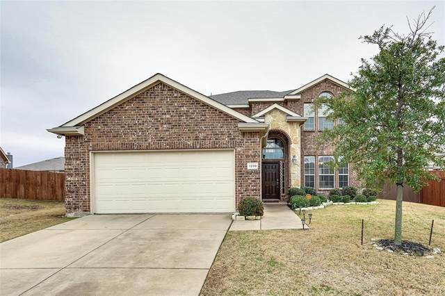 1209 Red Drive, Little Elm, TX 75068 (MLS #14505104) :: Feller Realty