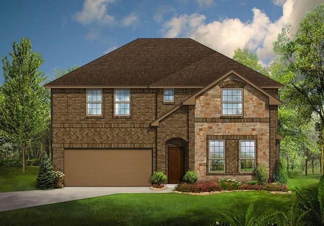 3208 Grande View, Aubrey, TX 76227 (MLS #14505122) :: The Mauelshagen Group