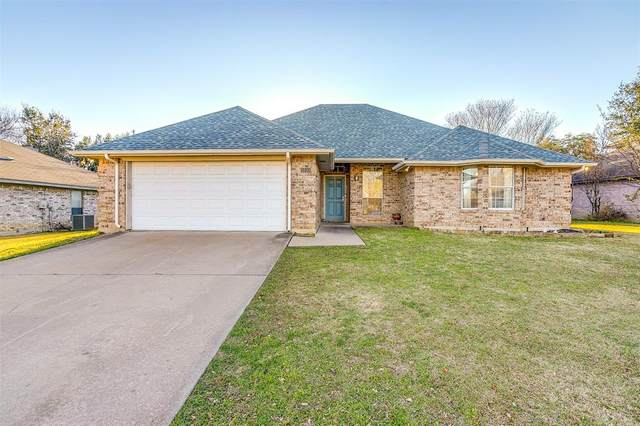 1213 Windy Meadows Drive, Burleson, TX 76028 (MLS #14505128) :: The Mauelshagen Group