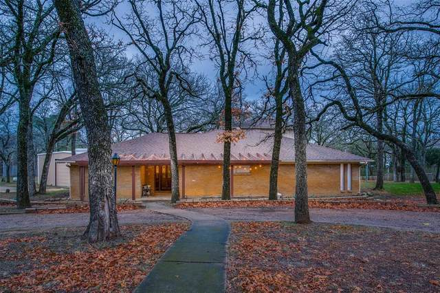 2309 Los Robles Street, Grapevine, TX 76051 (MLS #14505138) :: The Hornburg Real Estate Group