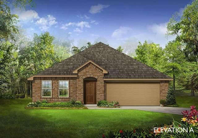 1212 Coyote Ridge, Aubrey, TX 76227 (MLS #14505151) :: The Mauelshagen Group