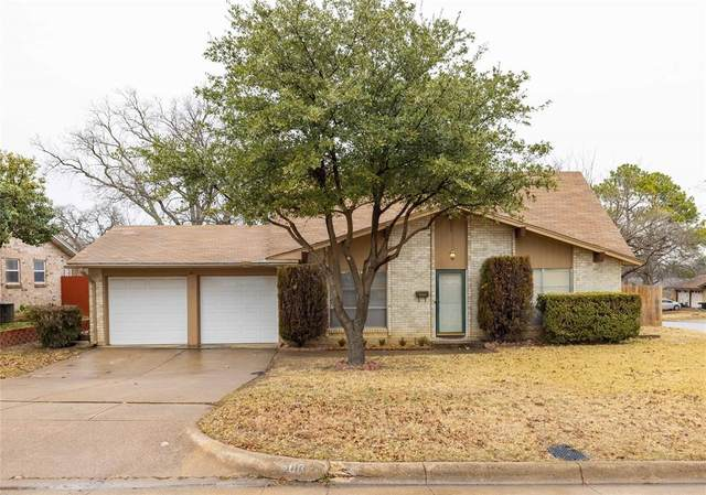 506 Shelmar Drive, Euless, TX 76039 (MLS #14505157) :: The Good Home Team