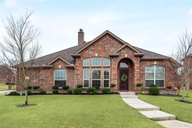1617 Grand Court, Royse City, TX 75189 (MLS #14505169) :: The Daniel Team