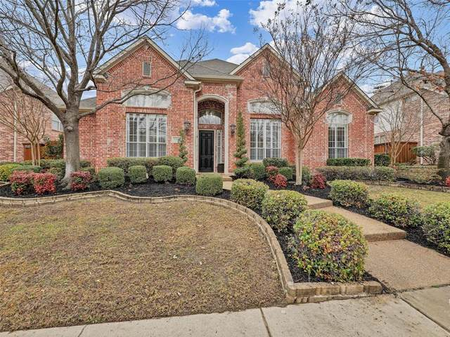 5342 Moss Glen Drive, Frisco, TX 75034 (MLS #14505170) :: Frankie Arthur Real Estate