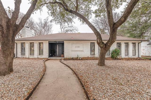 2105 Inverness Drive, Arlington, TX 76012 (MLS #14505172) :: Bray Real Estate Group