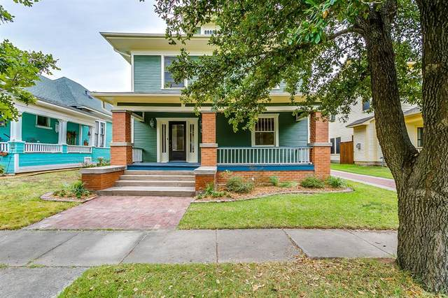 1805 Alston Avenue, Fort Worth, TX 76110 (MLS #14505173) :: The Good Home Team