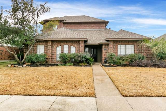 1000 Brushwood Drive, Irving, TX 75063 (MLS #14505178) :: The Good Home Team