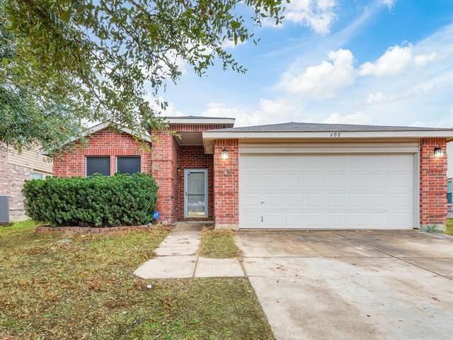 608 Granite Ridge Drive, Fort Worth, TX 76179 (MLS #14505209) :: Premier Properties Group of Keller Williams Realty