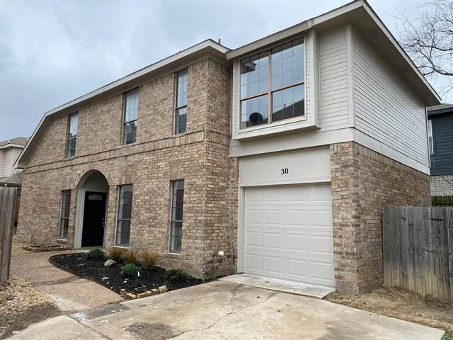 30 Buchanan Place, Allen, TX 75002 (MLS #14505229) :: The Daniel Team
