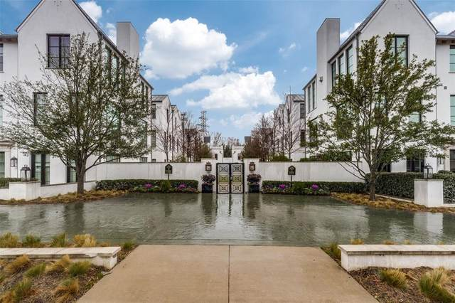 4502 Abbott Avenue #212, Highland Park, TX 75205 (MLS #14505256) :: The Chad Smith Team