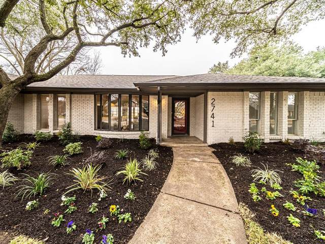 2741 Westridge Drive, Plano, TX 75075 (MLS #14505257) :: RE/MAX Landmark